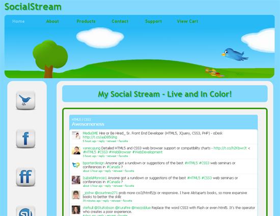 SocialStream