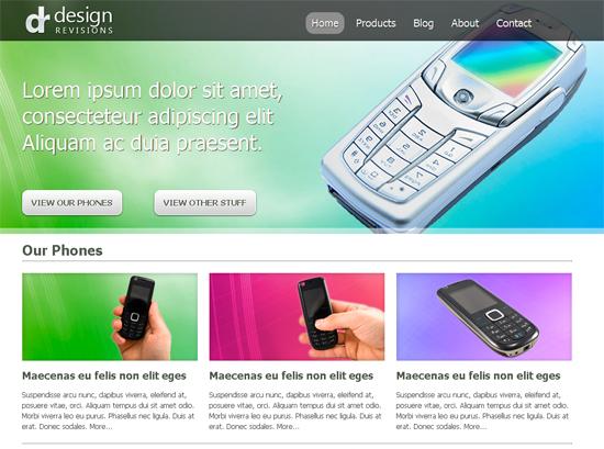 Vibrant Professional Web Design